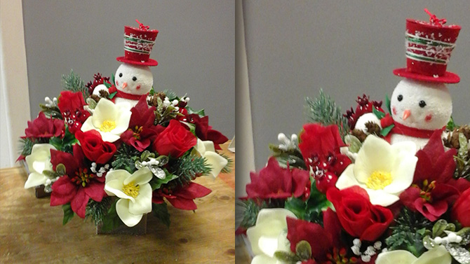 Christmas Table Arrangements Flowers.Christmas Flowers Bristol Florist Cala S Flowers
